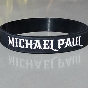 Michael Paul Wristband